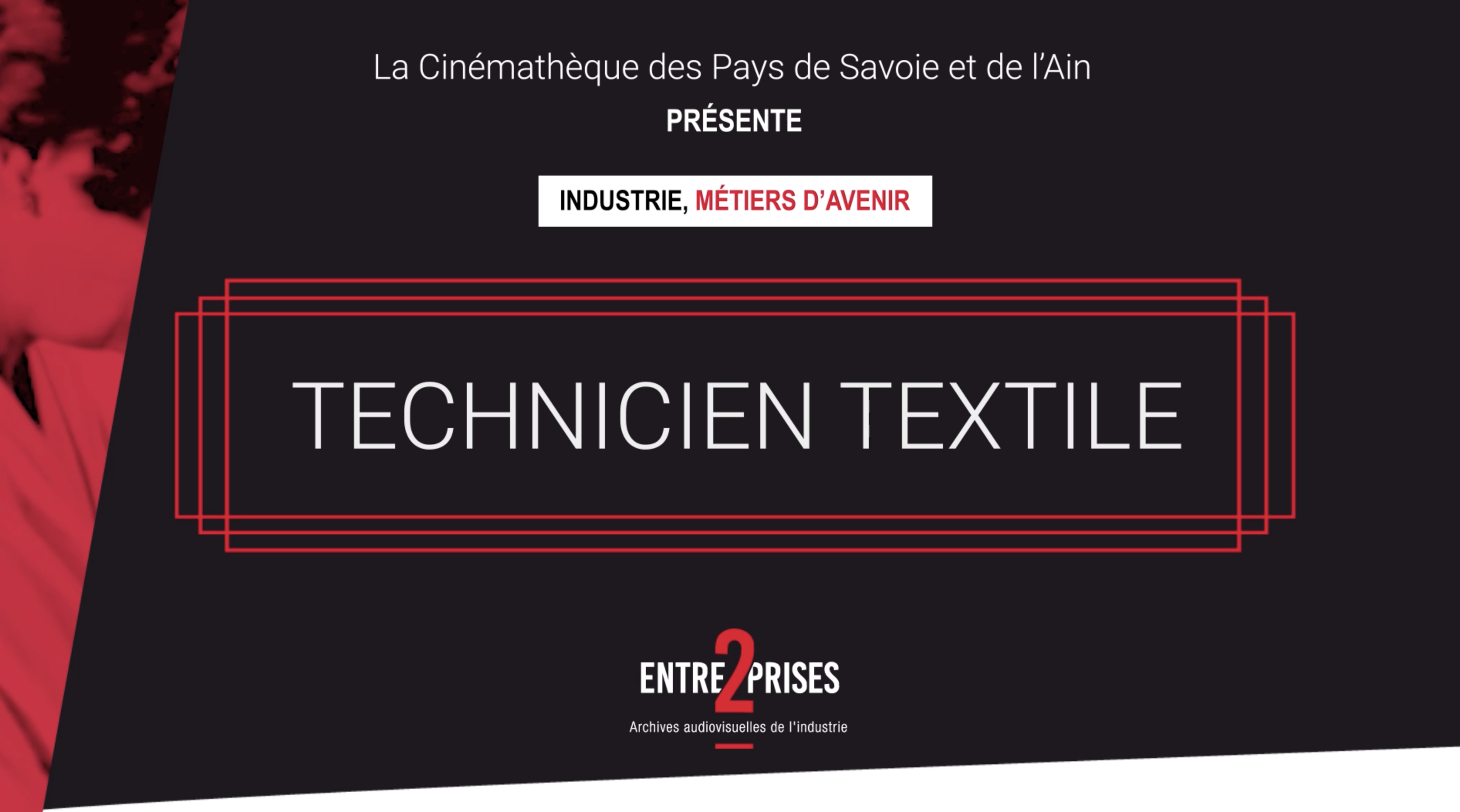 Technicien textile