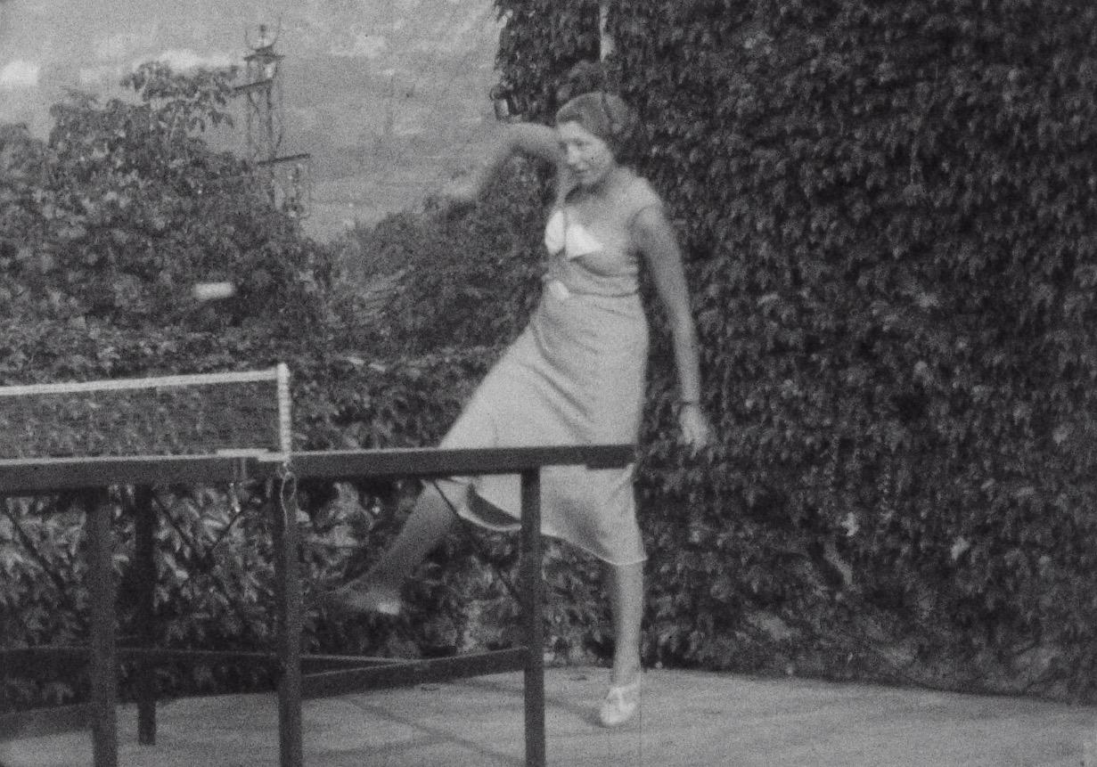 Ping-Pong à l'usine Kinsmen