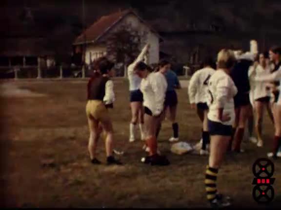 Construction du Mille Club et rugby féminin