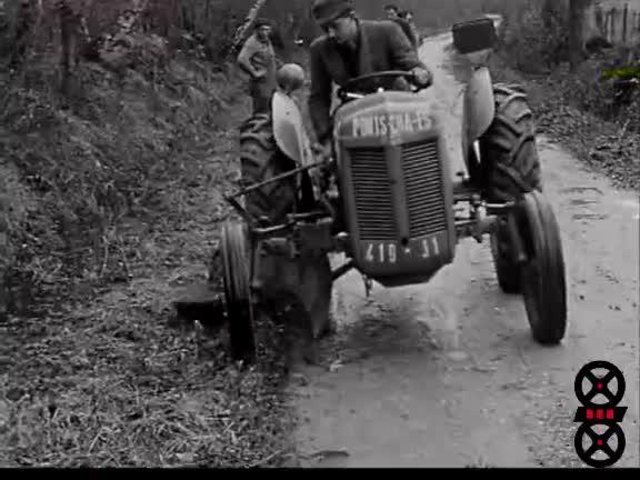 Outillage routier agricole (L')