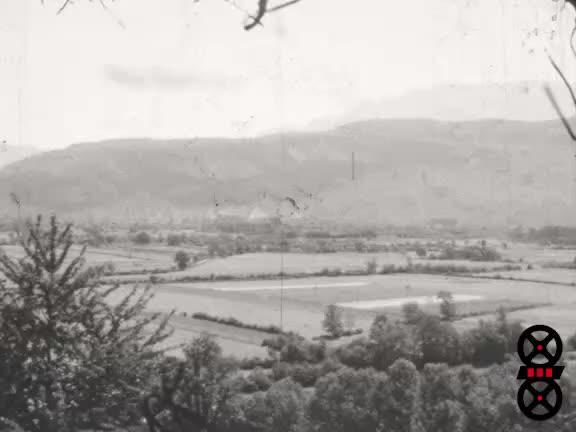 Sur les routes de Savoie juillet 1953