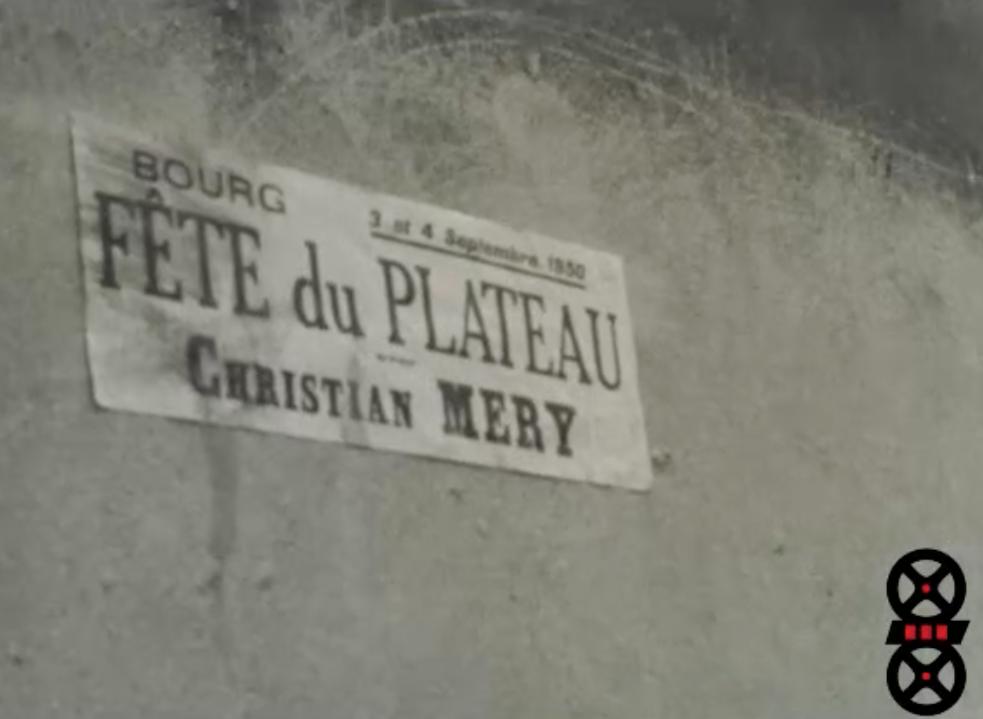 Fêtes du Plateau - 1950 (Les)