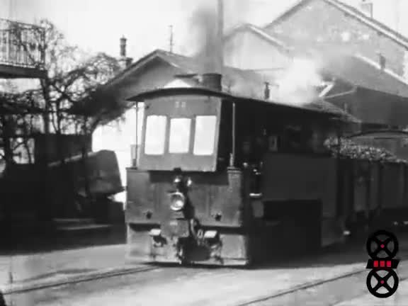 Dernier tram à vapeur - Bonne