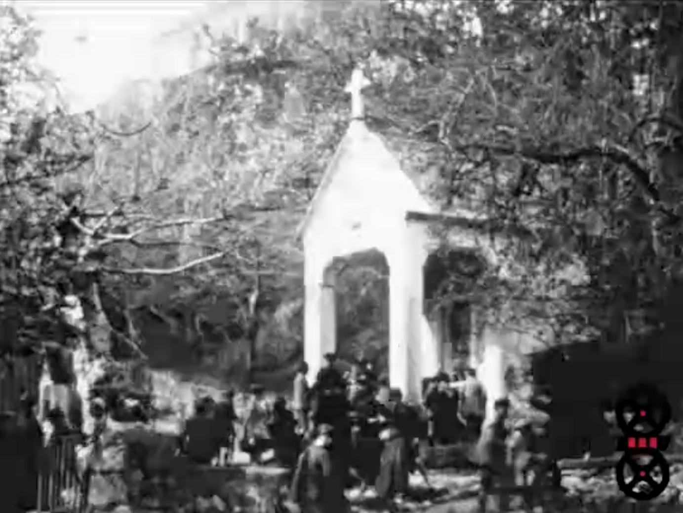 Balade à la Bénite Fontaine