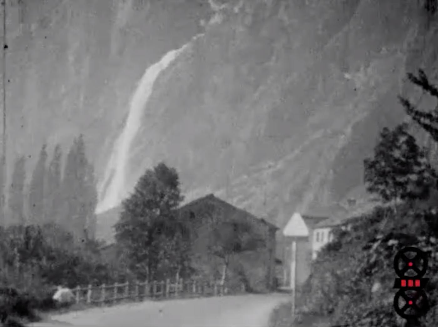 Voyage en Italie - le Valais - n°1 - août 1929