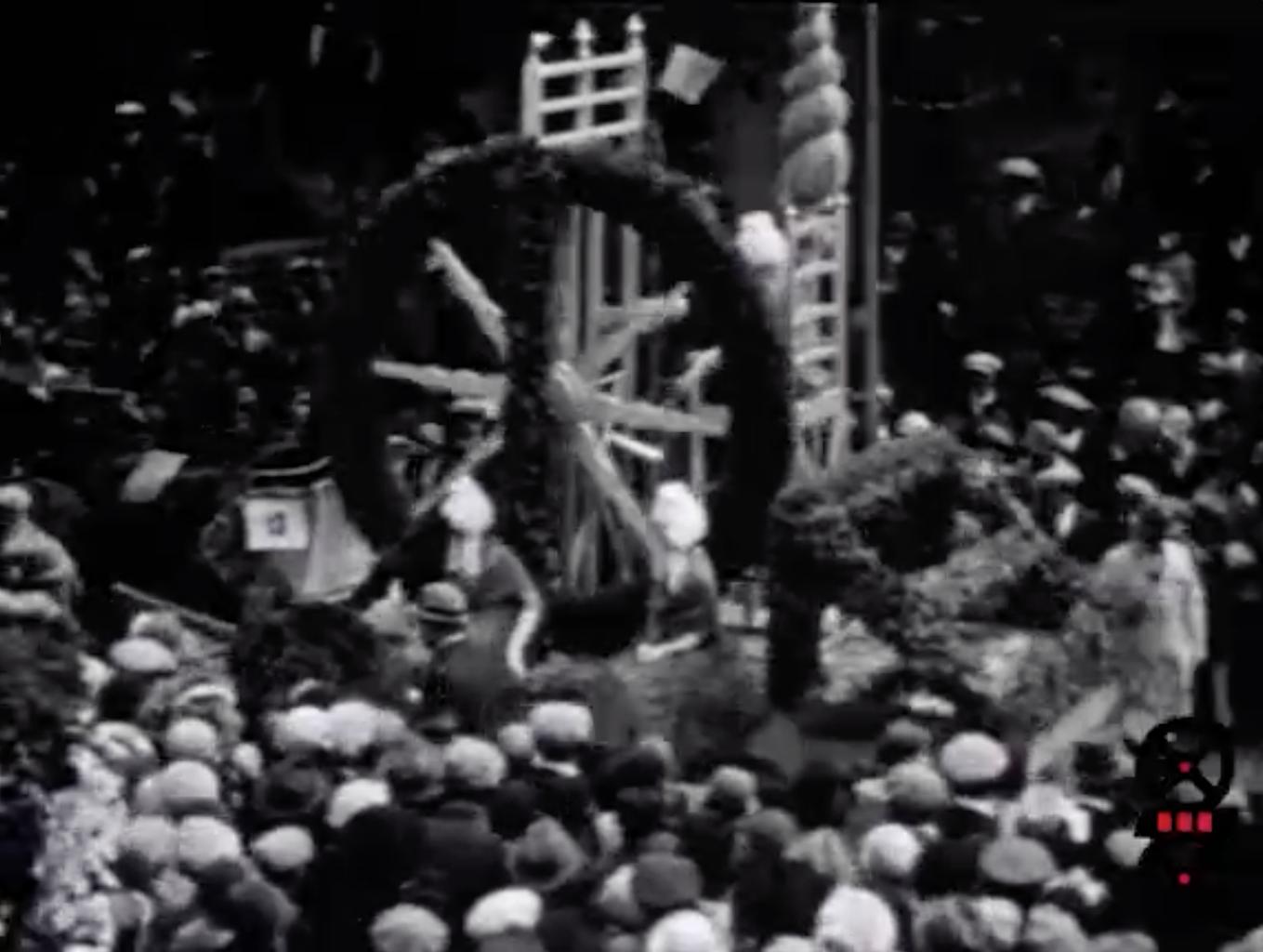 Cavalcade Annemasse, mai 1930