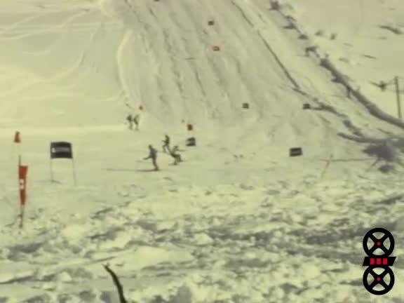 Ski dans la Vallée Blanche