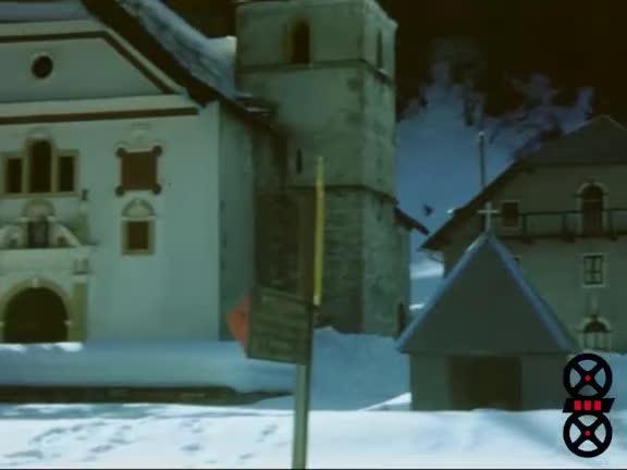 Contamines l'hiver : déneigement-patinoire (Les)