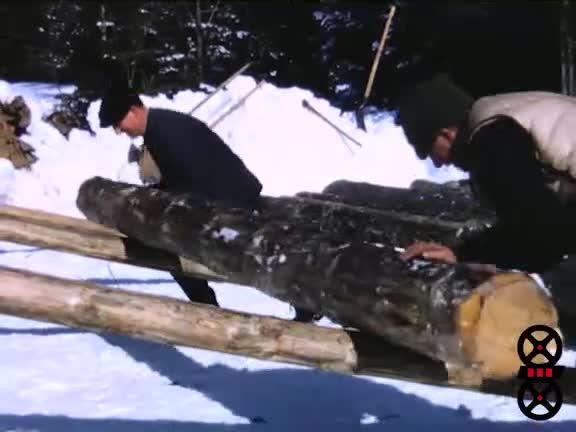 Contamines, l'hiver (3) (Les)
