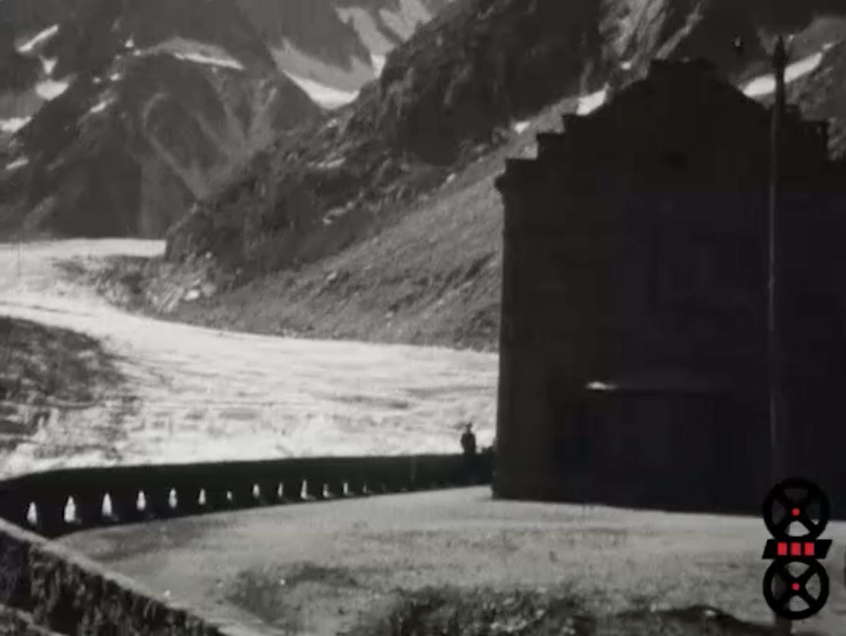 Evenements 1946 - Mémé - Chamonix
