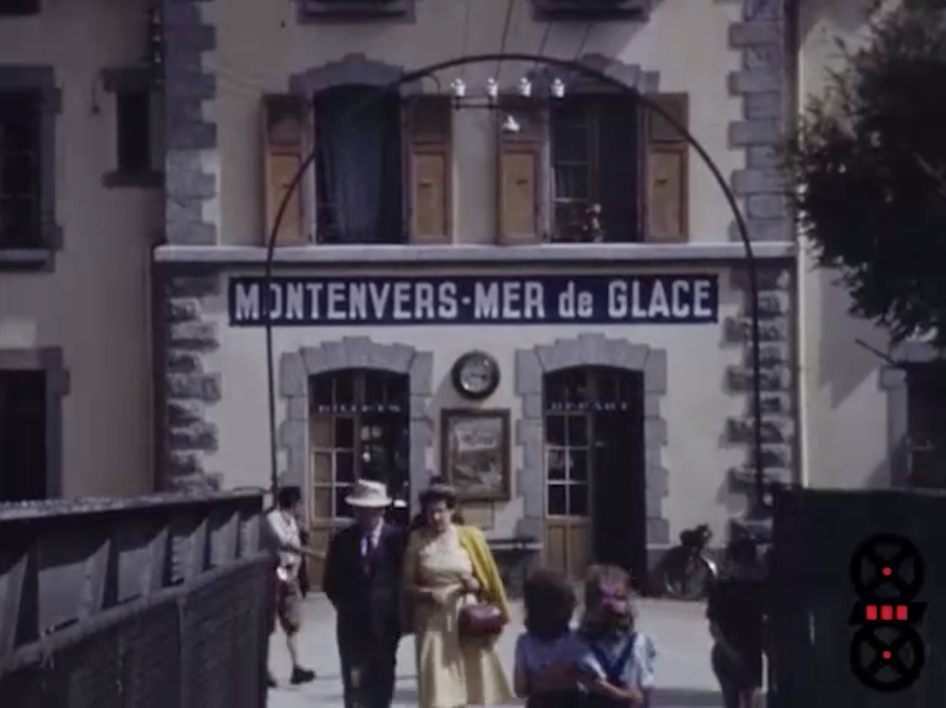 Année 1949 - Chamonix