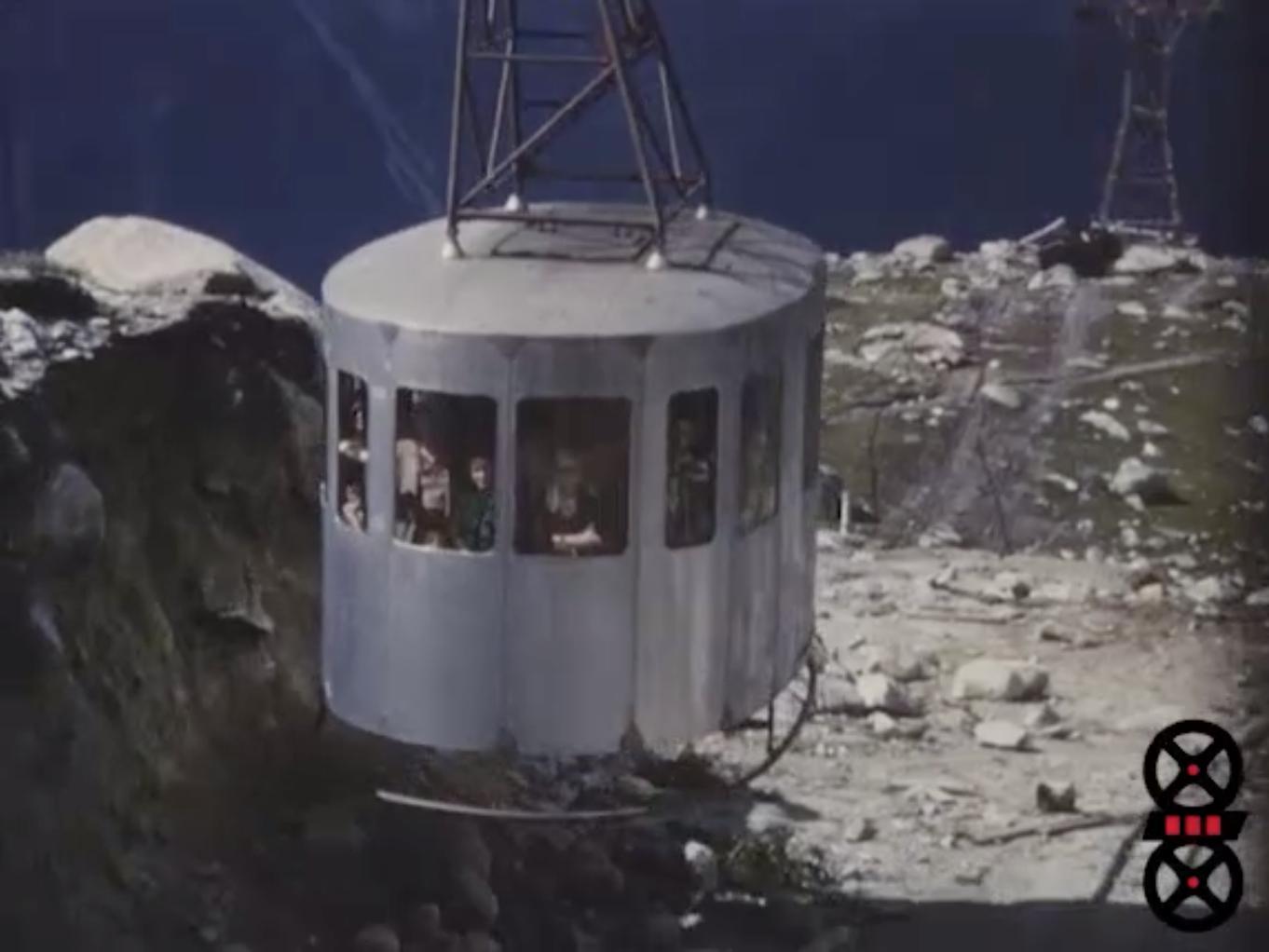 Scènes plage Chamonix