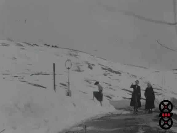 Cavalcade à Chambéry 1953, Col du Mont-Cenis 1952, les Harmonières 1952