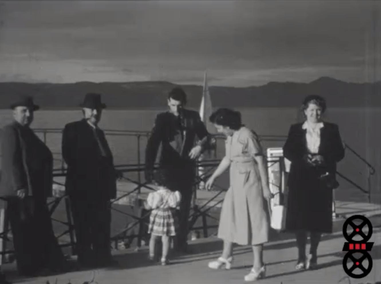 Lac Annecy, barrage de Tignes, commémoration à Thonon