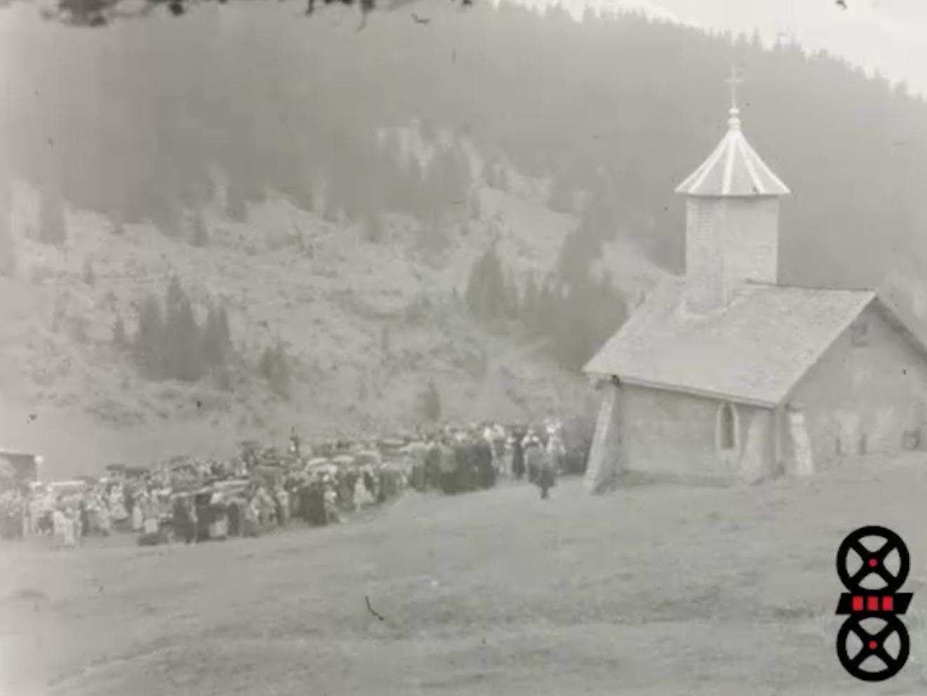 Inauguration chapelle de la Duche