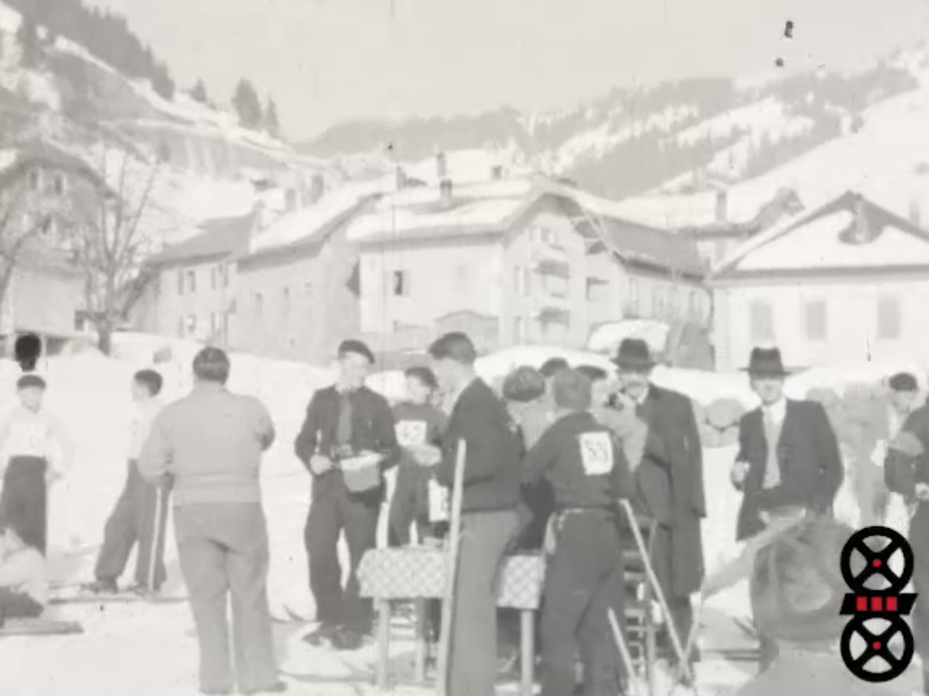 Concours de ski