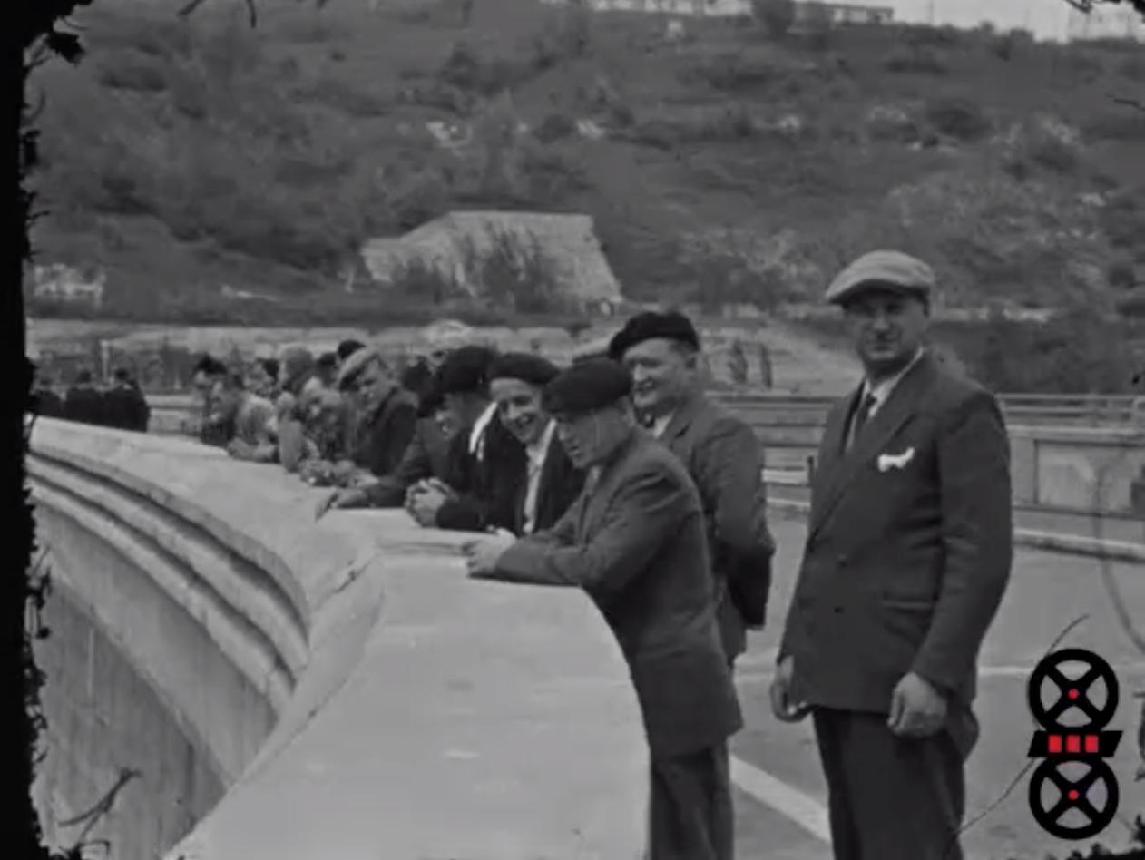 Barrage de Génissiat et vie à Faverges