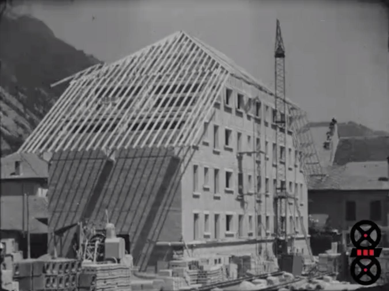 Construction HLM Faverges