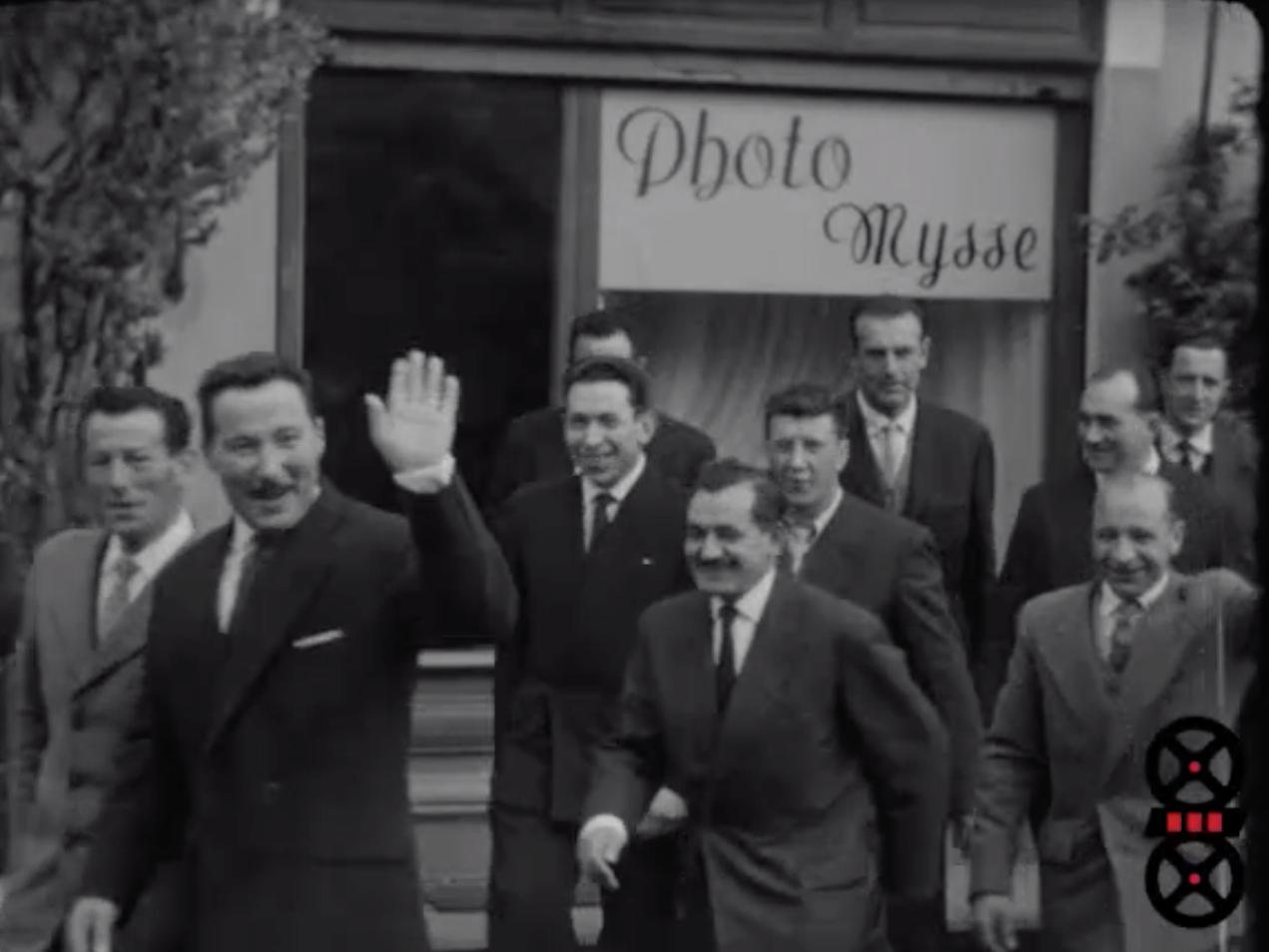 Ciné Kermesse 1961