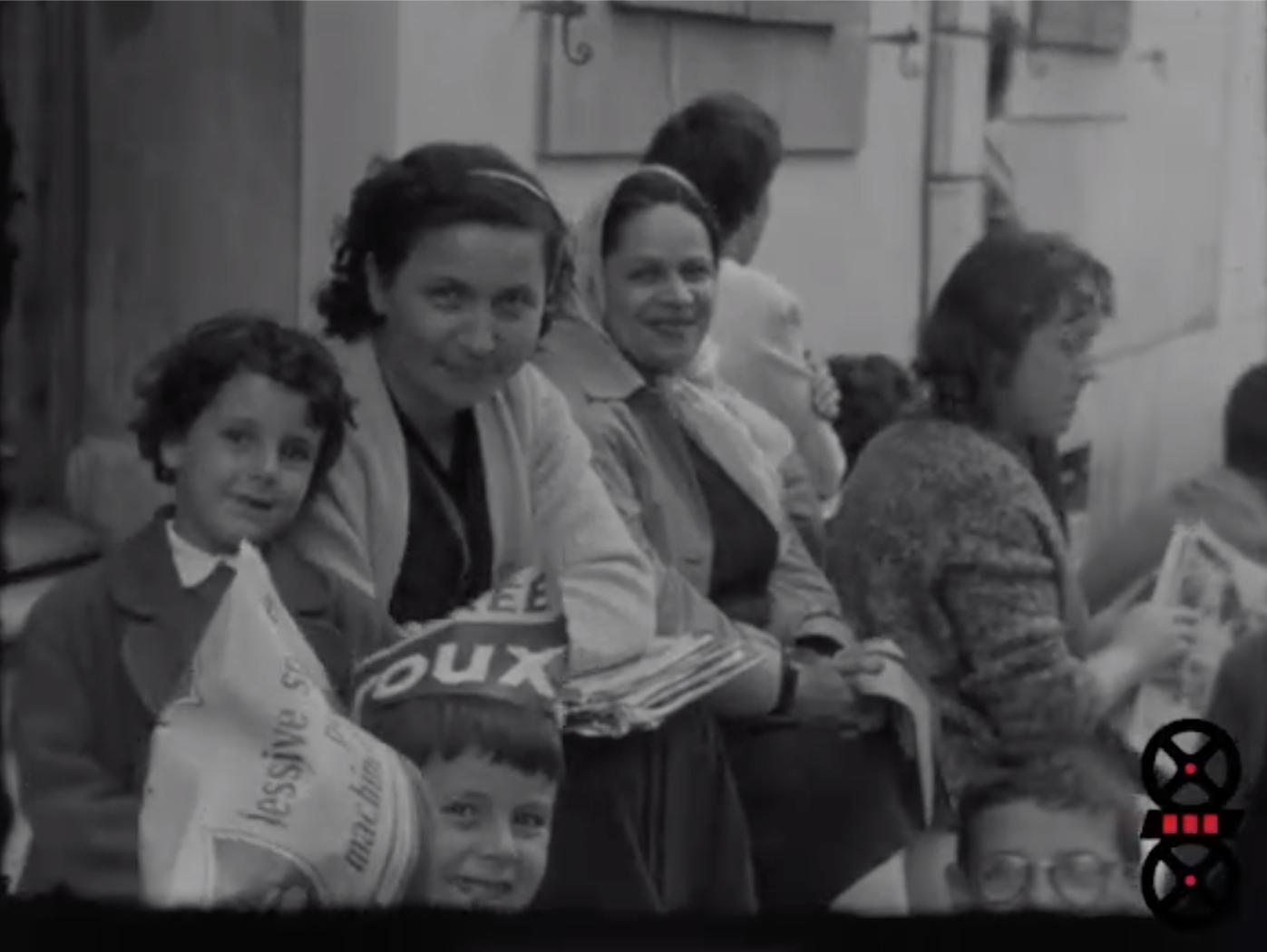 Ciné Kermesse 1960