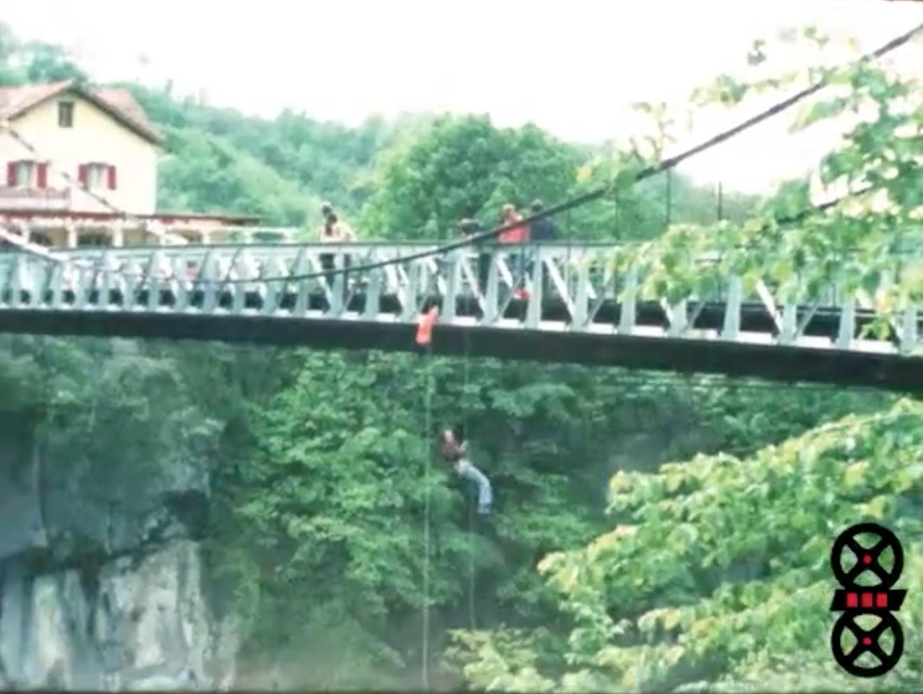 Pont de l'Abîme, Gruffy