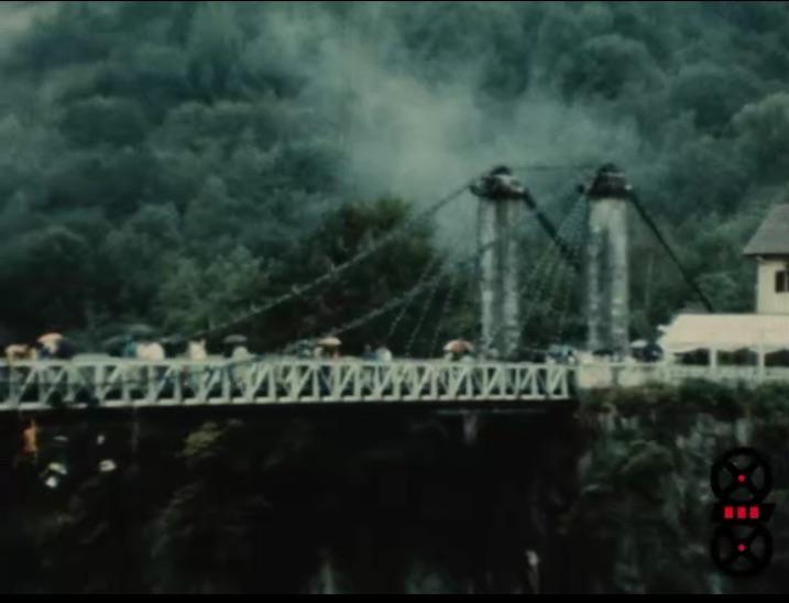 Pont de l'abîme... un centenaire (1887 - 1987) (Le)